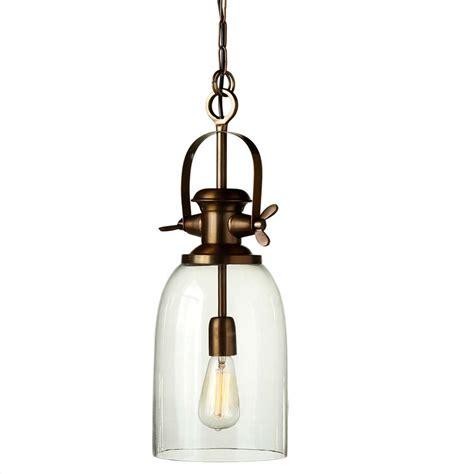 Industrial Bell Jar Pendant 131871 Bell Jar Pendant Light