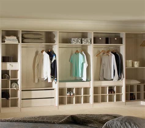 kleiderschrank ohne türen schrank design schlafzimmer