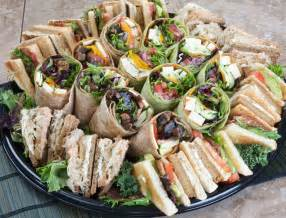 Sandwich amp wrap platter 7 95 west babylon catering long island