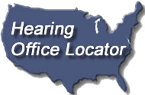Odar Office Locator by Social Security S Office Of Disability Adjudication And Review