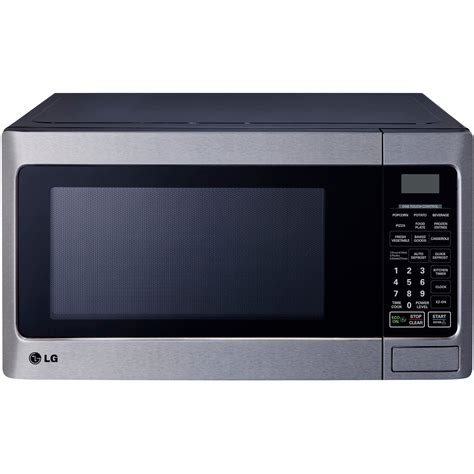 Best Stainless Steel Countertop Microwave by Lg Lcs1112st Countertop Microwave Oven 1000 Watt