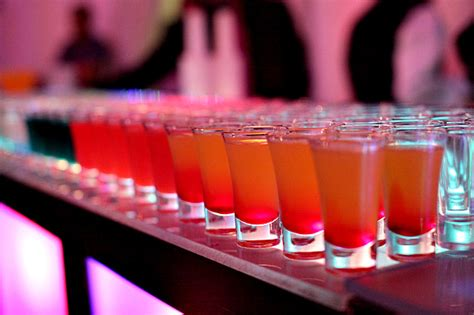 Come With Me Wedding Drinks by Mobile Bars Providing High Spirits During Wedding