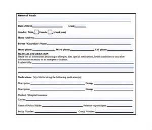 Consent Form Template by Doc 600730 Vaccine Consent Form Template Sle