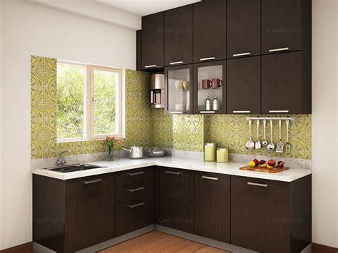 L Shaped Modular Kitchen Designs & Prices India   HomeLane