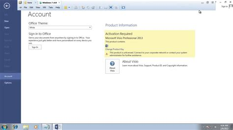 visio license key how to activate microsoft visio