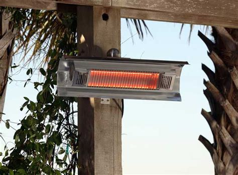 Patio Heater Buying Guide I Portable Fireplace Wall Mounted Patio Heater