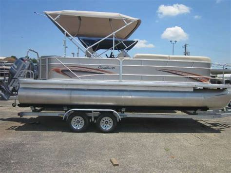 used pontoon boats dothan al sweetwater sw 2286 pontoon boats new in dothan al us