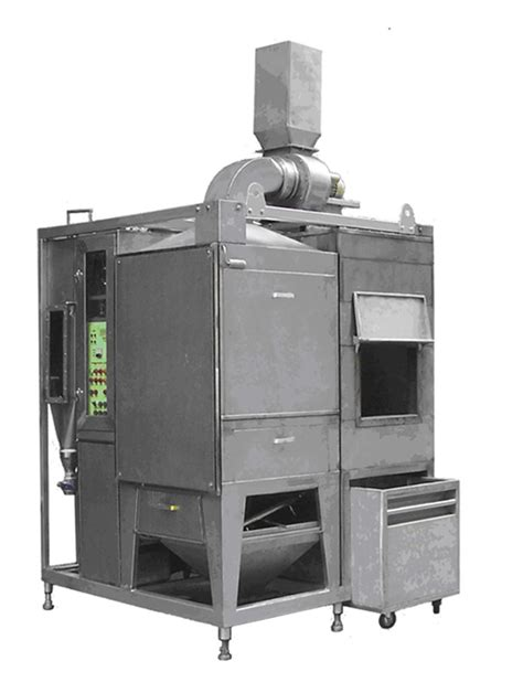 china joss paper burner  electrostatic air cleaning