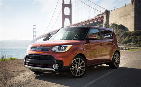 kia soul 2017 2017 kia soul turbo drive review