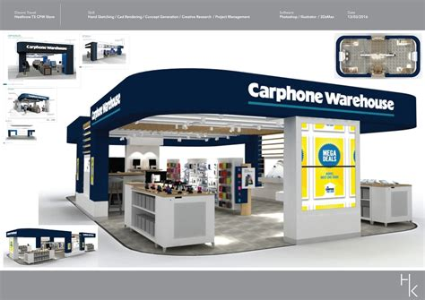 airport design editor pro key cpw heathrow t5 landside store by hamid for carphone
