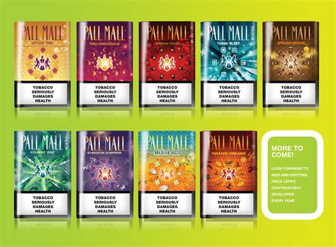 pall mall colors pall mall celebration series felipelobo