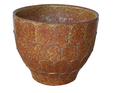 david cressey large glazed stoneware planter at 1stdibs
