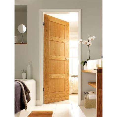 Wickes Interior Door Marlow Oak Veneer Door 1981x838mm Oak Veneer Doors Interior Timber Doors Doors