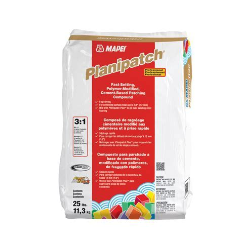 Shop MAPEI Planipatch Indoor Skimcoat and Floor Patch at