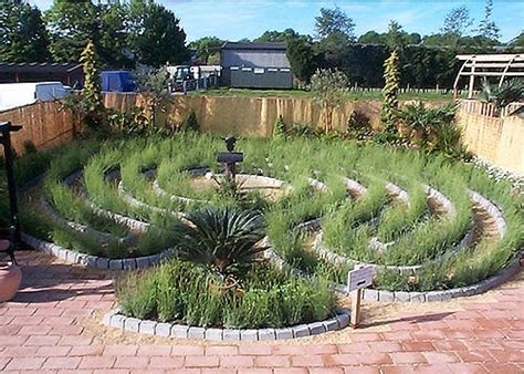 Backyard Labyrinth by 1000 Images About Labyrinths And Mazes On