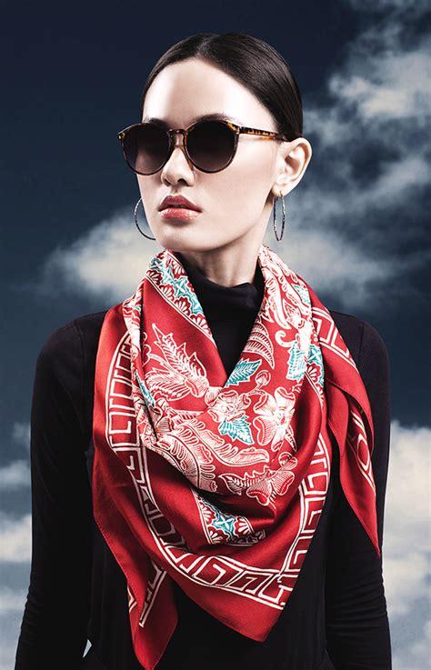 Batik Halus Iwan Tirta 26 iwan tirta 2013 scarf collection on behance