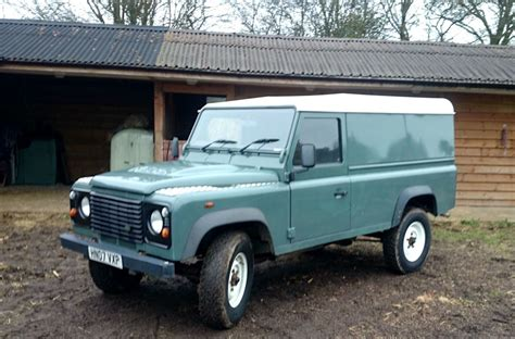 land rover defender diesel used land rover defender car for sale auto trader uk html