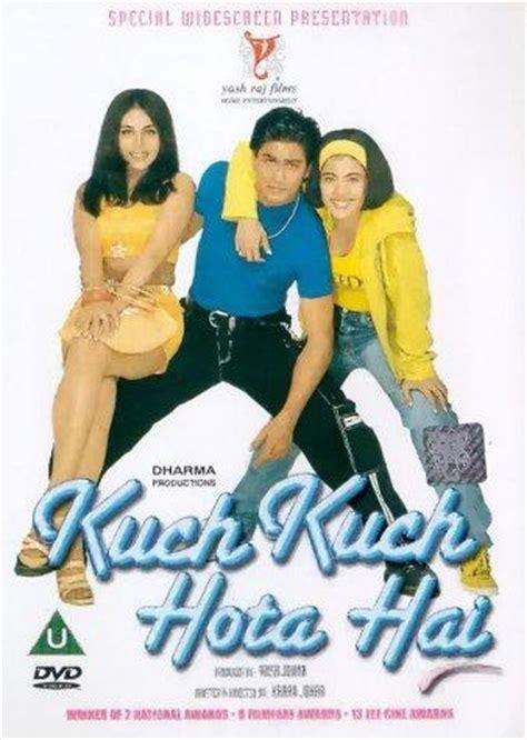 kuch kuch hota hai poster kuch kuch hota hai 1998 imdb