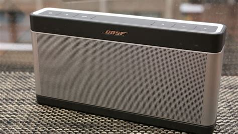 soundlink bluetooth mobile speaker bose soundlink bluetooth speaker iii review the lexus of
