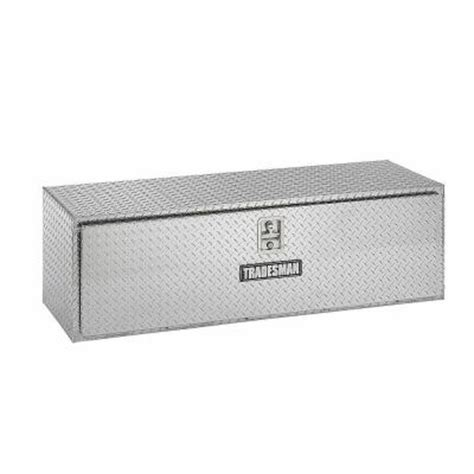 Home Depot Truck Tool Box by Lund 60 In Aluminum Underbody Truck Tool Box 8260t The Home Depot
