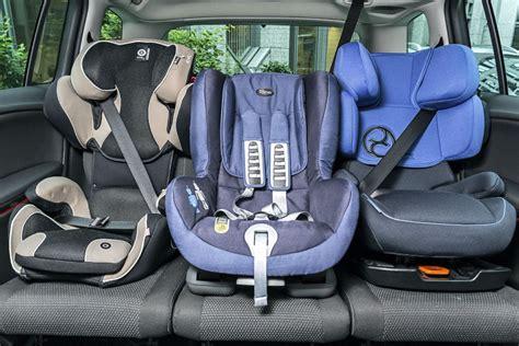 Bmw 2er Drei Kindersitze by F 252 Nf Kompaktvans Im Kindersitz Test Bilder Autobild De