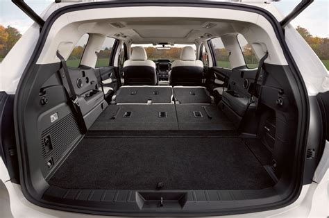 Subaru Forester Cargo Space Dimensions by Cargo Space Updated Subaru Ascent Forum