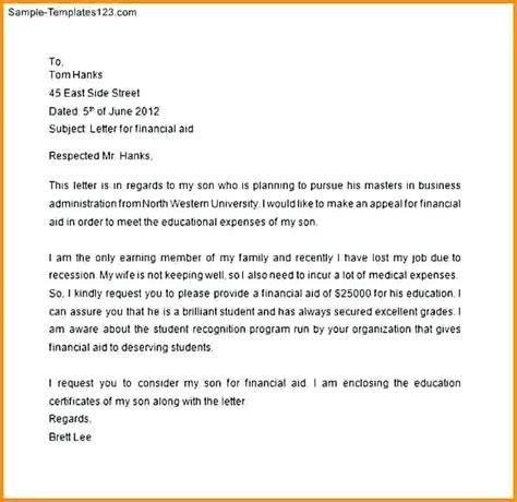 Sponsorship Request Letter For Study sle sponsorship request letter for student tomyumtumweb