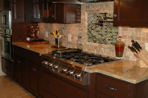 yellow kitchen backsplash ideas yellow river granite home design ideas homestylediary