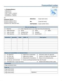 Transmittal Format In Excel Transmittal Document Template 100 Images Transmittal For Collection Template Sle Form