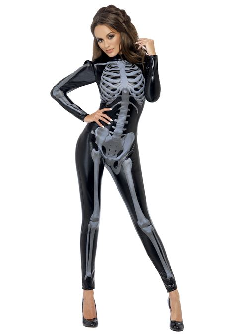 skeleton costume s x skeleton jumpsuit