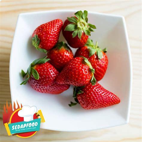 Masker Mata Yang Bagus 8 manfaat bagus strawberi untuk kecantikan kulit wajah