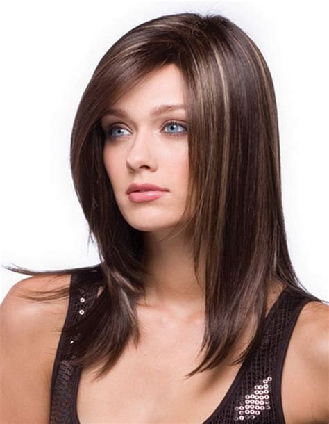 highlights for black hair and layered for ladies over 50 brown highlighted hairstyles reviews online shopping