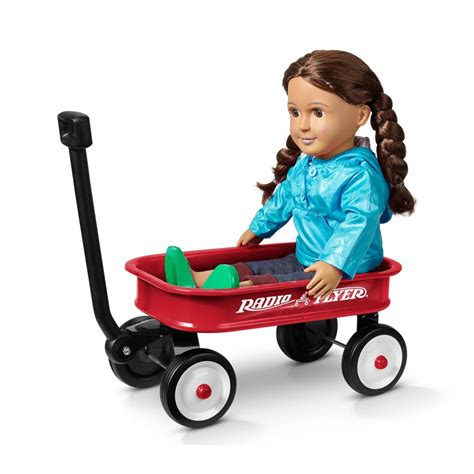 little red wagon miniature small version radio flyer