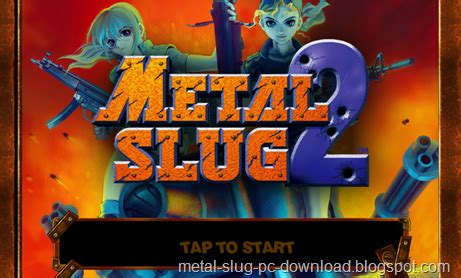 metal slug 2 apk free free android metal slug 2 v1 0 android apk metal slug pc