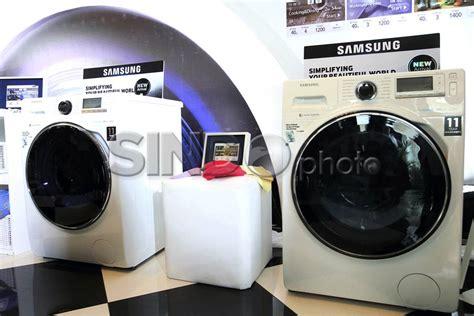 Mesin Cuci Samsung Digital Inverter foto samsung luncurkan mesin cuci blue
