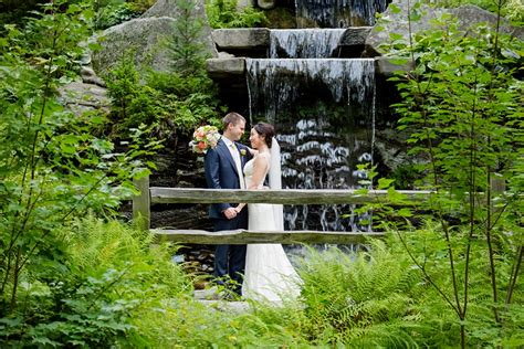 Coastal Maine Botanical Gardens Weddings Matt Photography L And J S Wedding Pictures At The Coastal Maine Botanical Gardens In