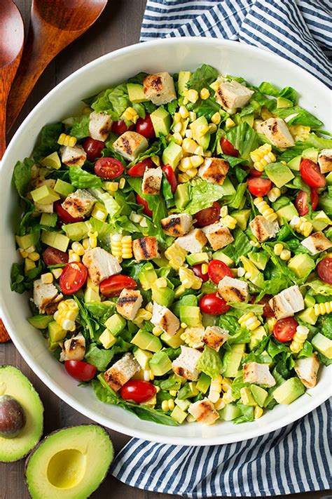 Best Detox Grilled Chopped Salad by 15 Chopped Salad Recipes My And