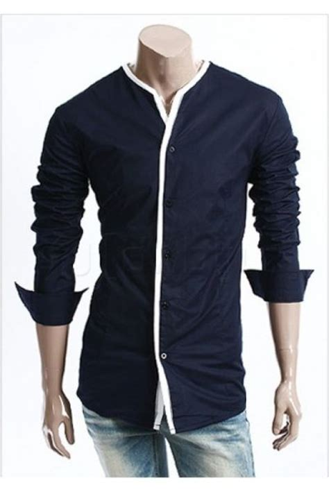 style shirts bestseller mens new style dress shirt no collar stylish