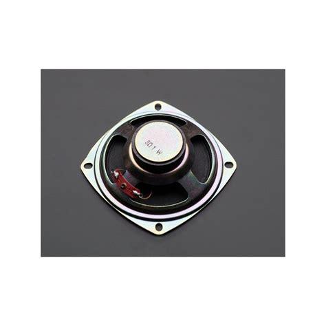8 ohm resistor speaker 8 ohm 1 watt speaker 8cm diameter