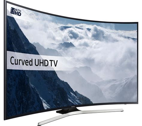 Smart Tv Curved Samsung buy samsung ue40ku6100 smart 4k ultra hd hdr 40 quot curved