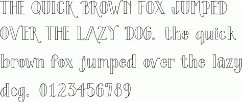 Wedding Font Characters by Ck Wedding Free Font