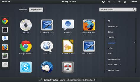 gnome reset themes gnome shell in ubuntu 11 10 first impressions