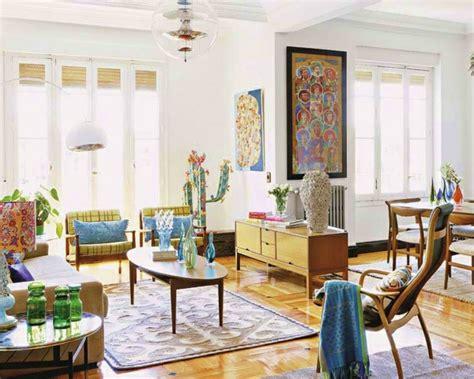 D Co Vintage Salon by D 233 Coration Vintage Pour Les Espaces Modernes Archzine Fr