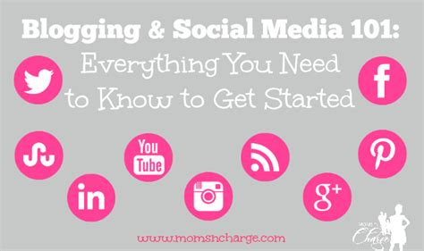everything you need to about social media without to call a kid books n charge blogging social media 101 everything you