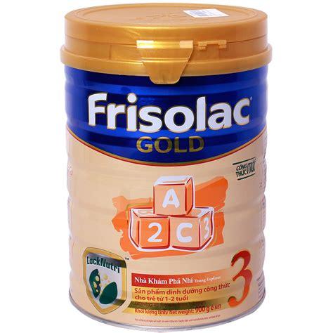 Friso Gold 3 900g sữa friso gold số 3 900g