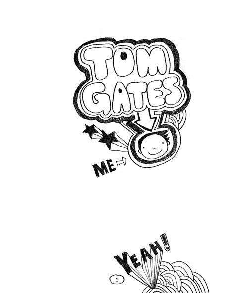 doodle tom gates idogo