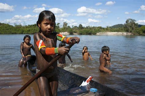 kids naturist brazil amazon belo monte cristina mittermeier love