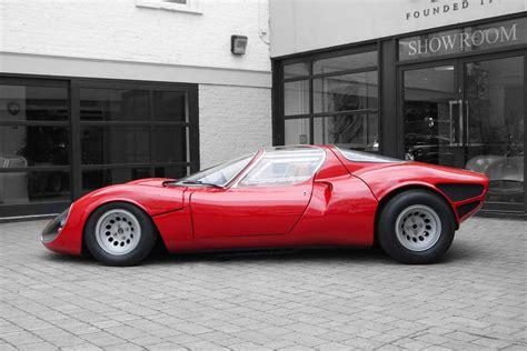 alfa romeo tipo 33 the development racing history 1967 alfa romeo tipo 33 stradale continuation