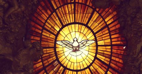 The Holy Spirit who is the holy spirit