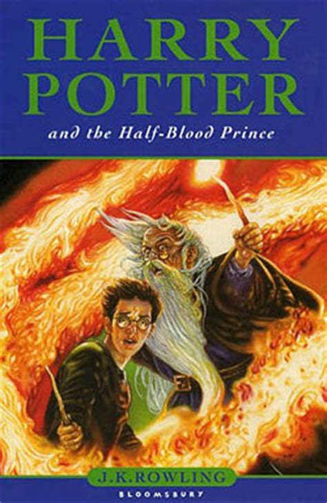 harry potter and the half blood prince series 6 dan org harry potter book series images